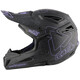 Leatt Brace DBX 5.0 Composite Helmet black/purple
